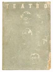 Teatro: 43 autori, 43 disegni di Miniaci, 12 caricature di Magia. Anno I- N. 2 Luglio-Dicembre 1935 - XIV.