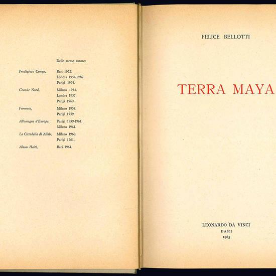 Terra Maya.