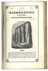 Galleria popolare enciclopedica. Anno primo 1840 [-anno terzo 1842]