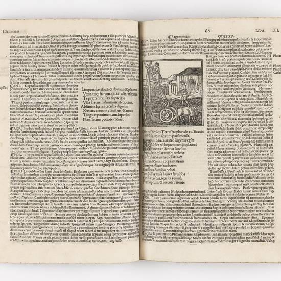 [?] Opera. Cum quatuor commentariis & figuris nuper additis