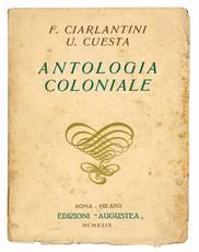 Antologia coloniale.