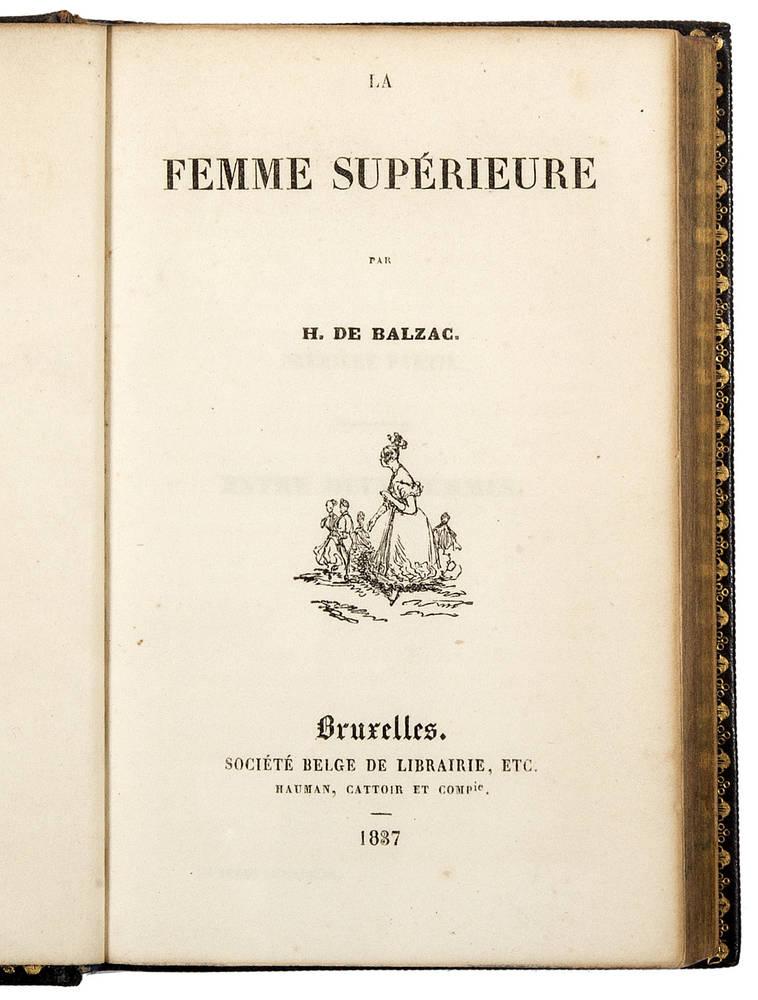 La femme superieure