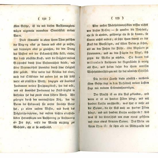 Wie Gertrud ihre Kinder lehrt, ein Versuch den Müttern Anleitung zu geben, ihre Kinder selbst zu unterrichten, in Briefen von Heinrich Pestalozzi