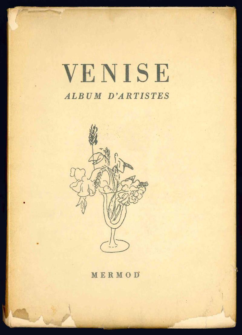 Venise. Album d'artistes.