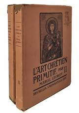 L'art chretien primitif. Tome I (- II)