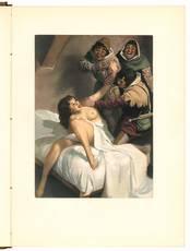 Il Decamerone. A cura di Fernando Palazzi. 101 tavole a colori di Gino Boccasile. Volume primo (-secondo).
