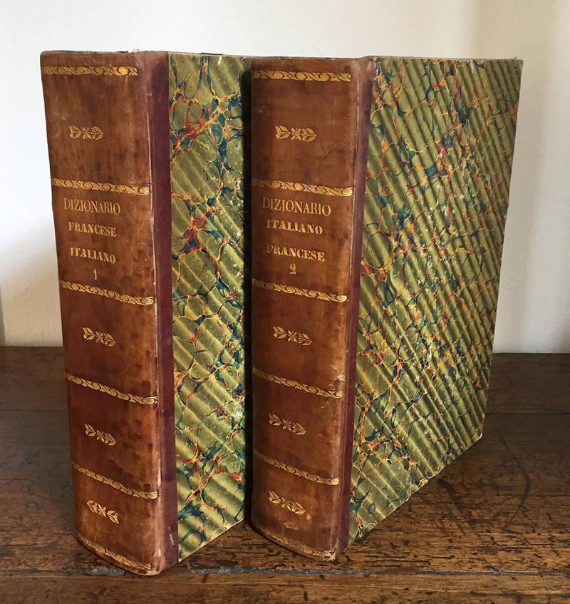 Le nouvel Alberti. Dictionnaires encyclopédiques français-italien et italien-français compilés sur la trace des meilleures lexicographies.