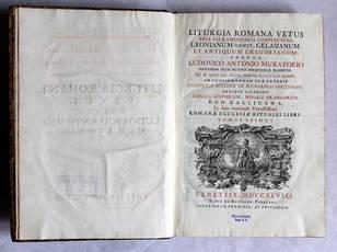 Liturgia Romana vetus