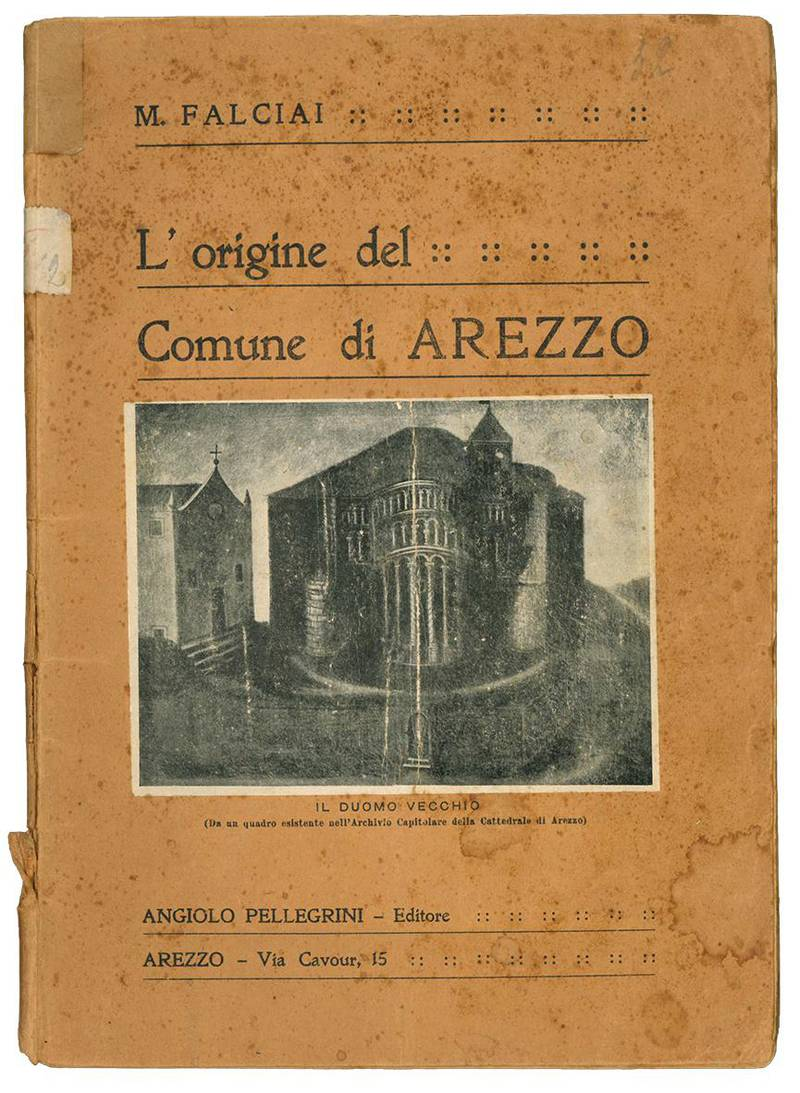 L'origine del comune di Arezzo