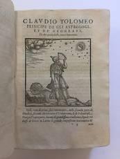 La Geografia di Claudio Tolomeo