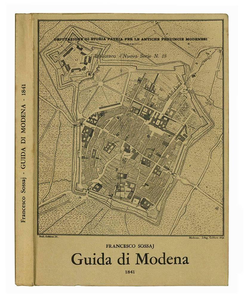Guida di Modena 1841.