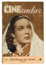 Cine-radar panorama della cinematografia internazionale