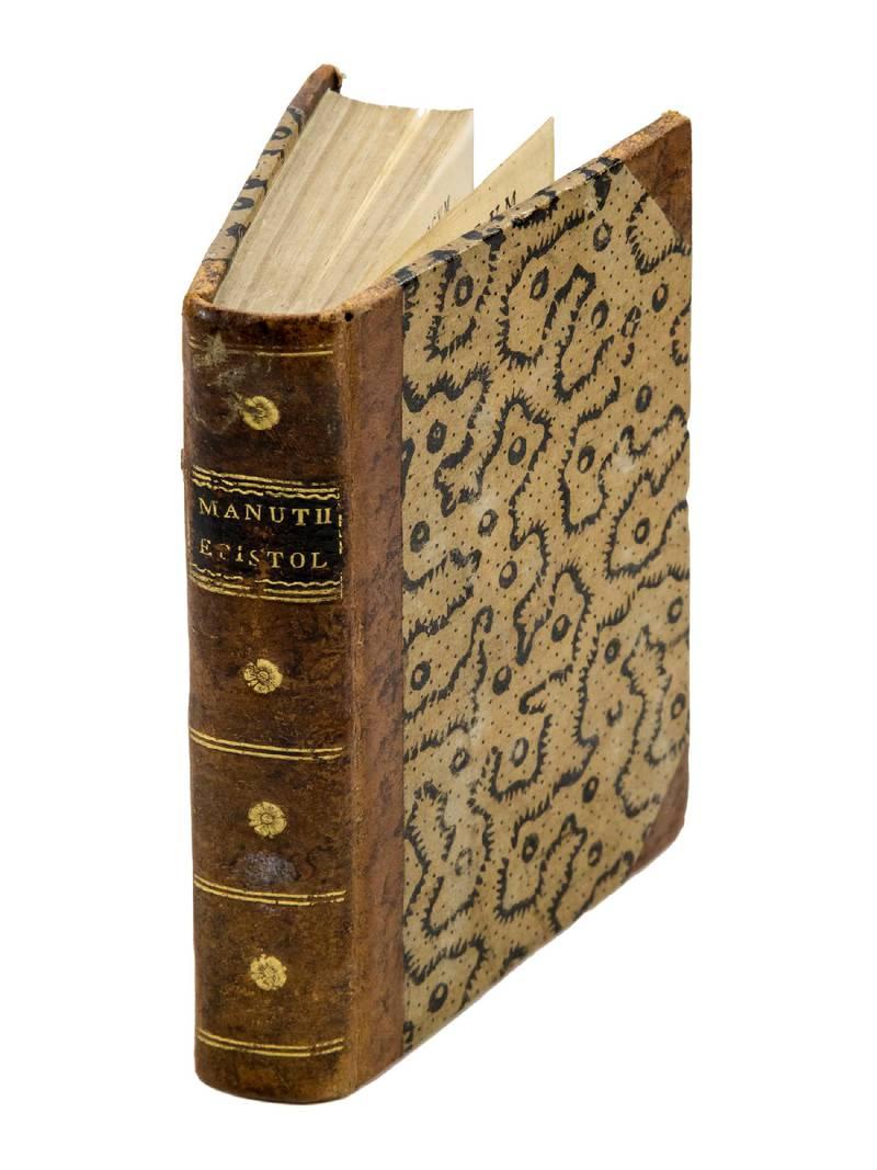 Epistolarum [...] libri V. Quincto nuper addito. Eiusdem quae præfationes appellantur