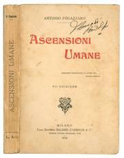 Ascensioni umane. VII edizione.