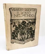 Il posto nel mondo. Romanzo. Nuova edizione illustrata per la gioventù da Enrico Sacchetti.