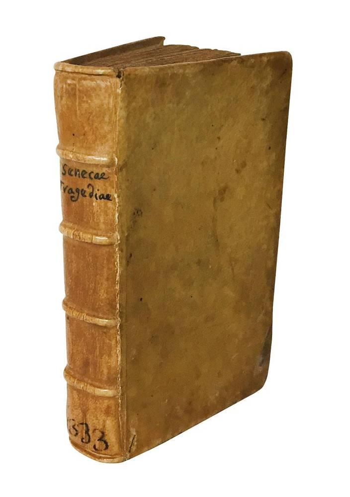 L. Annaei Senecae Tragoediae cum notis Farnabii.