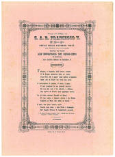 Quando nel Febbraio 1857 S.A.R. Francesco V d'Austria-Este...accertava vita perenne all'Educatorio d