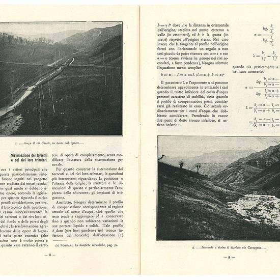 La bonifica dei calanchi di Val Sellustra. Nel decimo anniversario della vittoria.