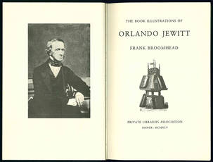 The book illustrations of Orlando Jewitt.