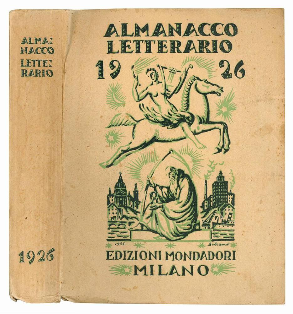 Almanacco letterario 1926.