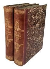Orlando innamorato di M. Maria Boiardo rifatto da Francesco Berni. Vol. I (-II).