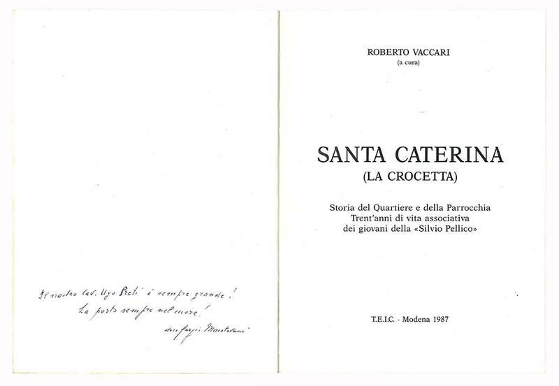 Santa Caterina (La Crocetta).