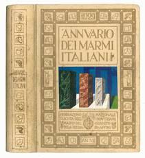 Annuario dei marmi italiani : marmi, graniti e pietre