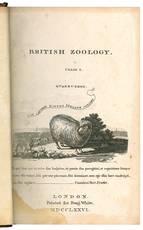 British zoology. Fourth edition. Vol. I (-IV).