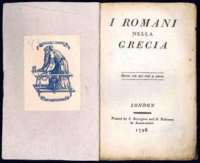 I Romani nella Grecia.