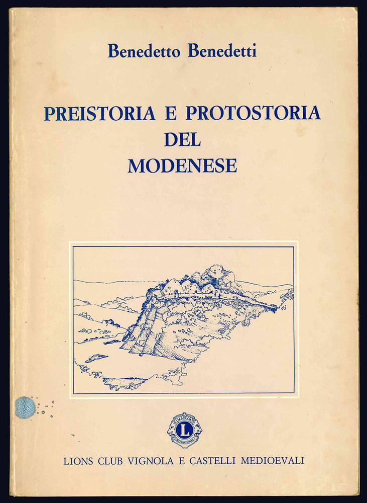 Preistoria e protostoria del modenese.