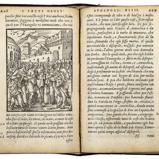 Il Nuovo ed eterno Testamento di Giesu Christo