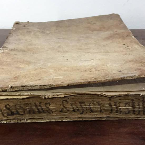 Commentaria in quatuor Institutionum Iustiniani imperatoris libros.