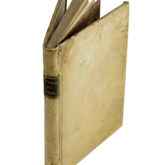 Lettere amorose di madonna Celia gentildonna romana, scritte al suo amante