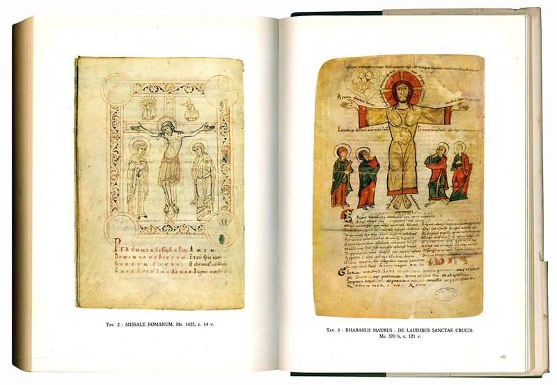 Catalogo delle mostre bibliografiche 1958 - 1968. A cura di Marta Friggeri.