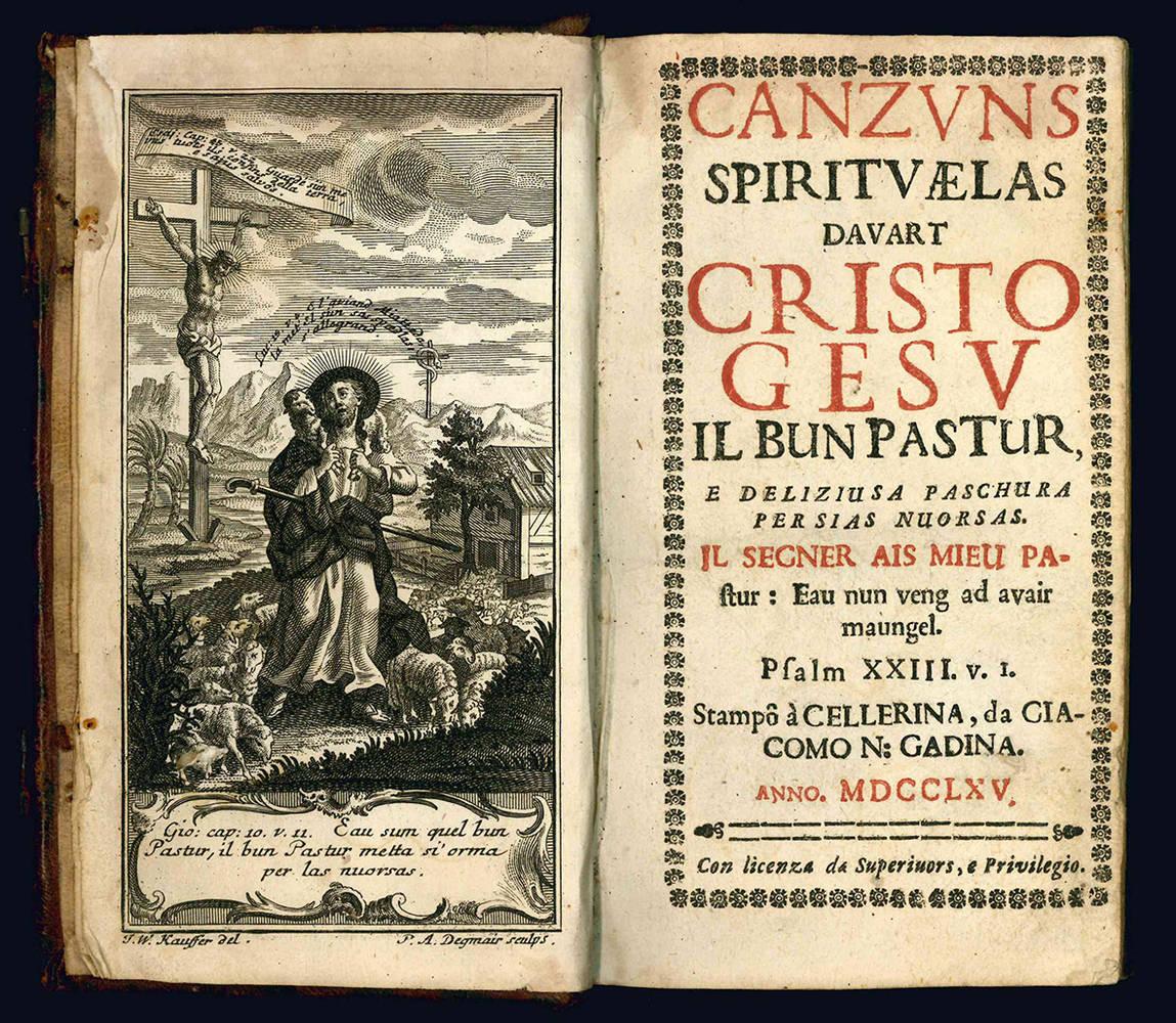 Canzuns spirituaelas