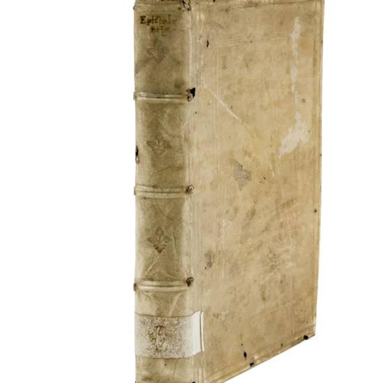 Epistolarum theologicarum [...] liber unus. Secunda editio, ab ipso auctore recognita