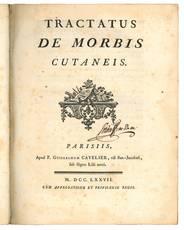 Tractatus de morbis cutaneis