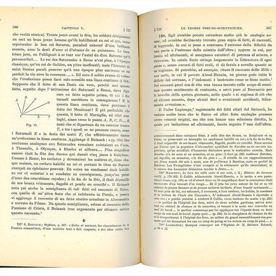 Trattato di sociologia generale. Volume I (-II).