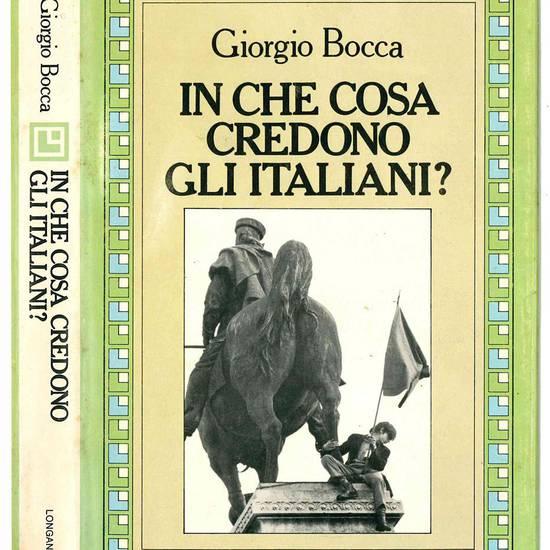 In che cosa credono gli italiani?