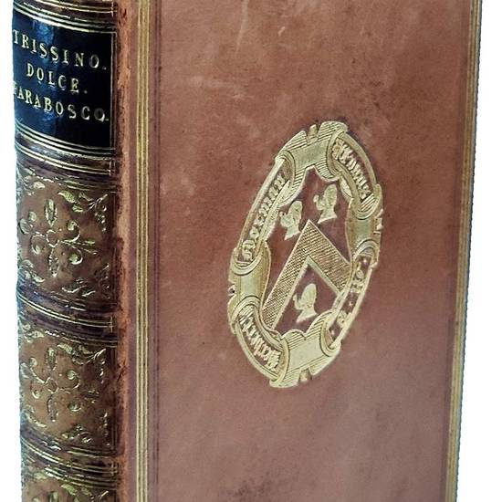 Miscellany of Italian Renaissance theater bound for Herbert Norman Evan