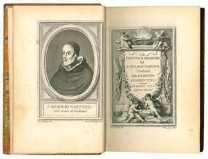 Epistole eroiche di P. Ovidio Nasone tradotte da Remigio Fiorentino