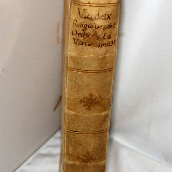 Les Vies de IX. religieuses de l'ordre de la Visitation Sainte Marie.