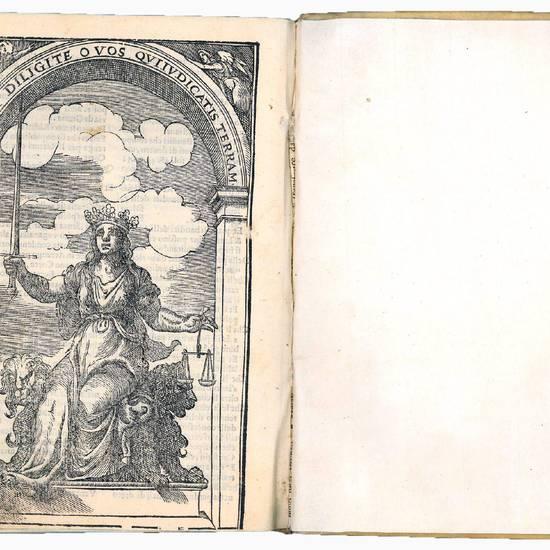 Nove leggi, et ordeni di diversi Consiglii di Venetia, dall'Authentico estratti, & all'uso del Palazzo necessarij [...]