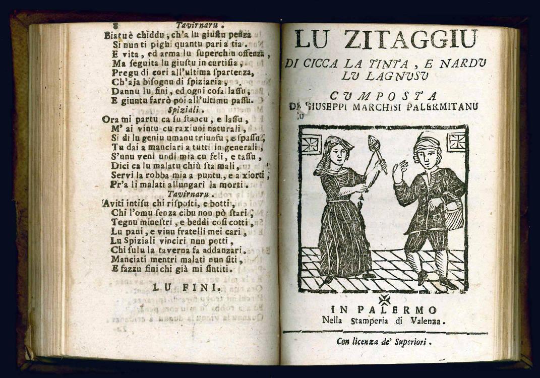 MISCELLANEA contenente quattro rarissimi libretti per musica