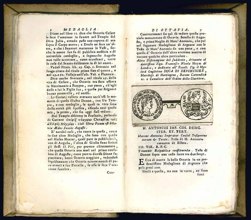 Galleria di Minerva riaperta a benefizio della Repubblica delle Lettere.