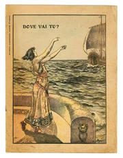 Bollettino pubblicitario illustrato delle celebri pastiglie Valda.