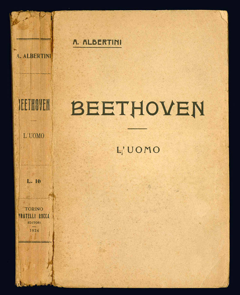 Beethoven. L'uomo.