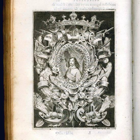 Obsidio Cremonensis Galliarum regis, & Subalpinorum, ac Mutinensium ducum socialibus armis instituta.
