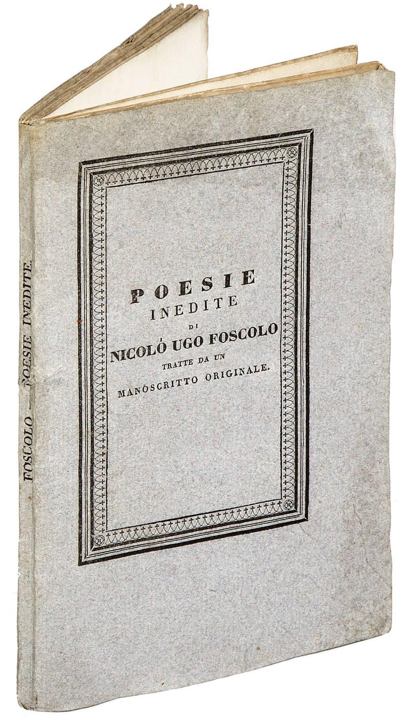 Poesie inedite