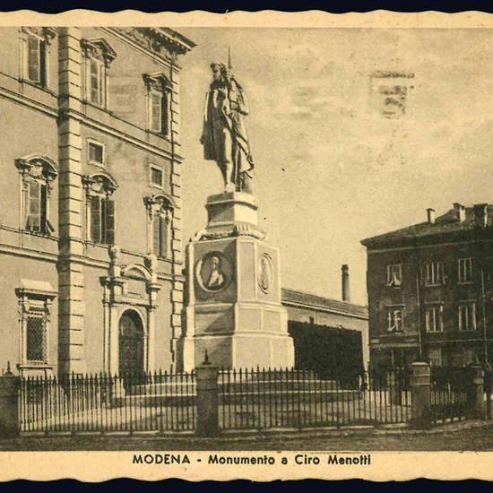 34 cartoline di Modena